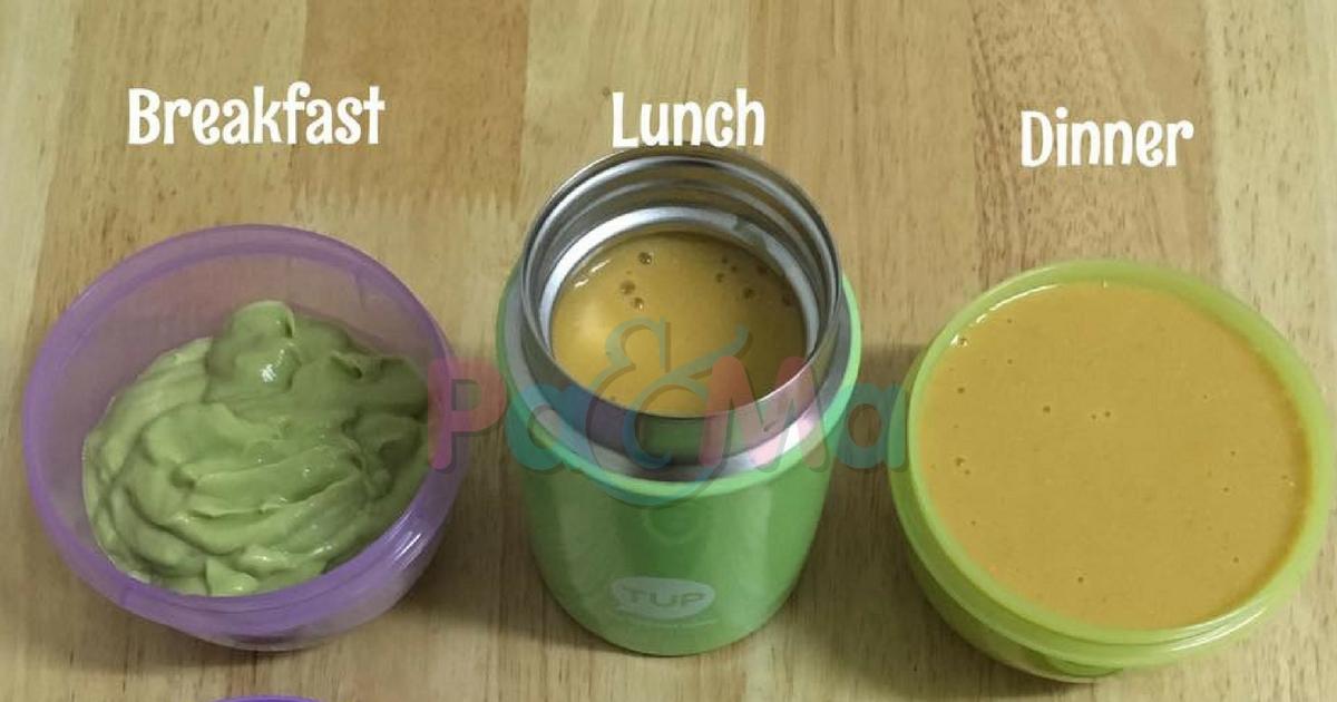 Untuk Ibu Yang Dah Habis Idea 4 Resipi Bubur Nasi Ini