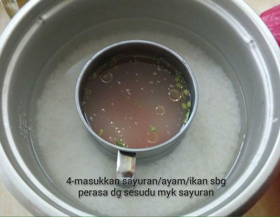 nak jimat  masak bubur  bayi ibu  cuba buat nasi  bubur    pama Resepi Bebola Ikan Bilis Enak dan Mudah