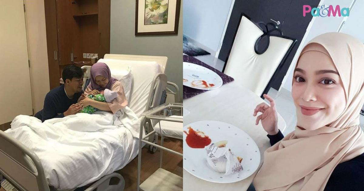 Di Sebalik Gembira Dapat Baby Girl Rupanya Sari Yanti Pernah Hamil Luar Rahim 1 Tiub Fallopian Dibuang Pa Ma