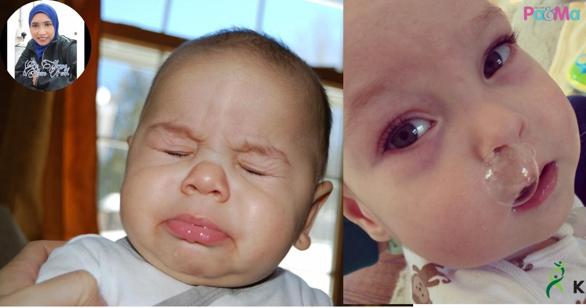 Doktor Kongsi 7 Cara Patut Buat Bila Bayi Kena Selesema Dan Batuk Bukan Letak Kentang Di Tapak Kaki Pa Ma
