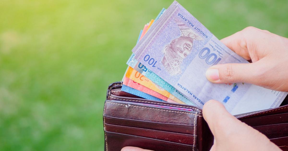 Image result for duit belanja anak