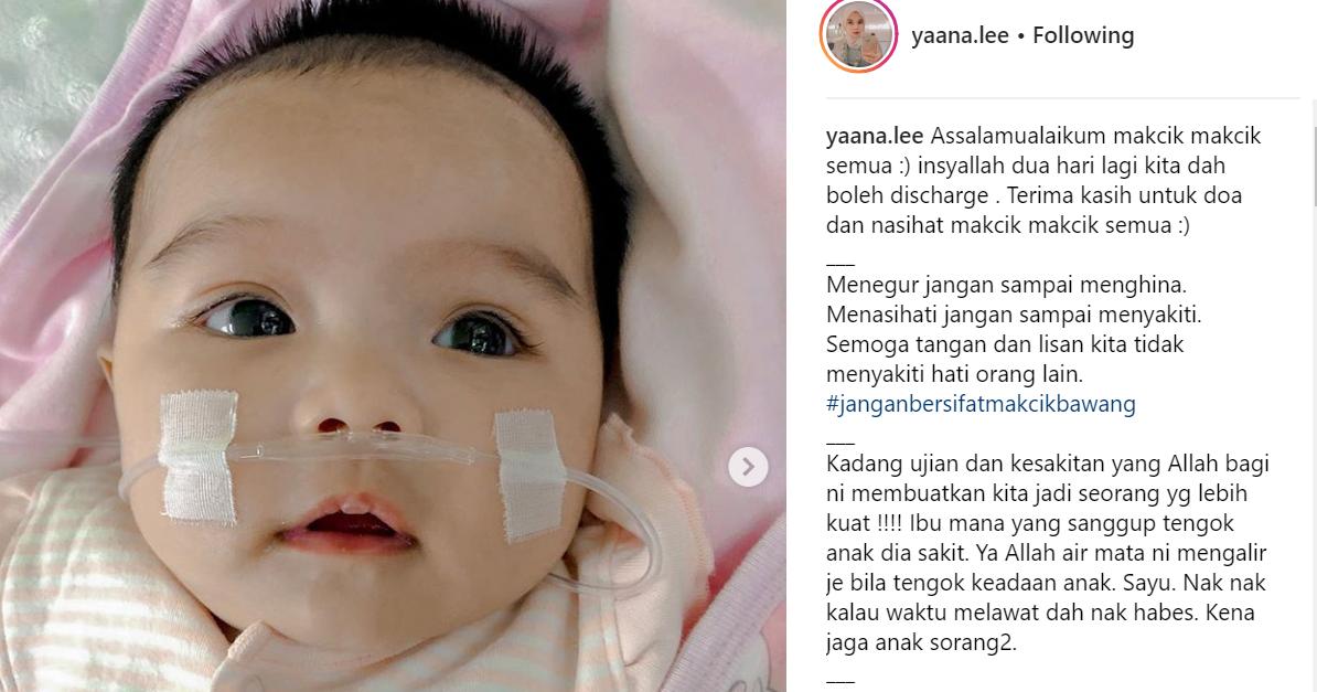 Baru Bertukar Status Jadi Ibu Tiada Pengalaman Leeyana