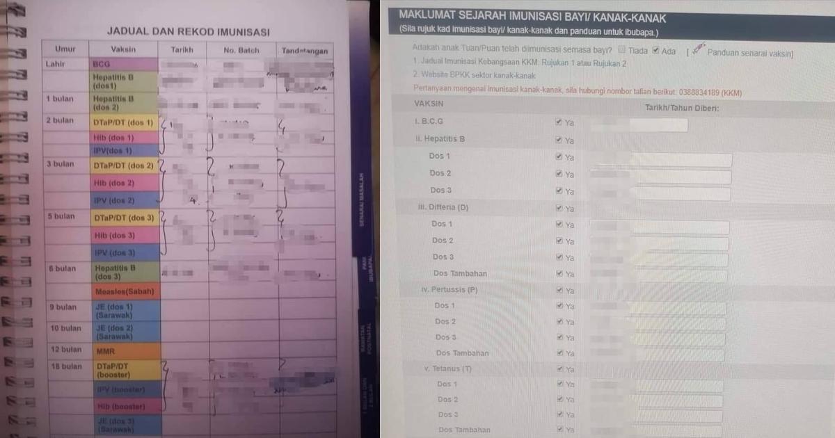 Kenyataan Akhbar Kpk 22 Januari 2019 Penyebaran Maklumat Tidak Sahih Berkaitan Imunisasi From The Desk Of The Director General Of Health Malaysia