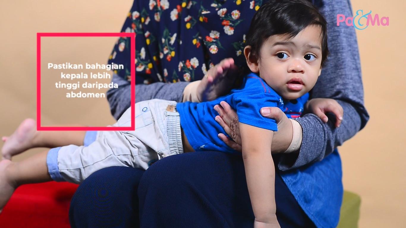 Tip & Cara Sendawakan Bayi Selepas Minum Susu. Ibu Ayah ...